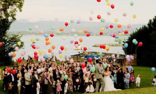 Baloni vjenčanje by nina